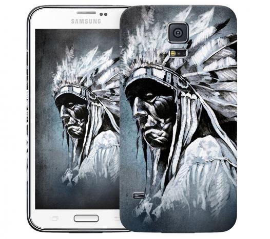 Чехол «Индеец» для Samsung Galaxy S5