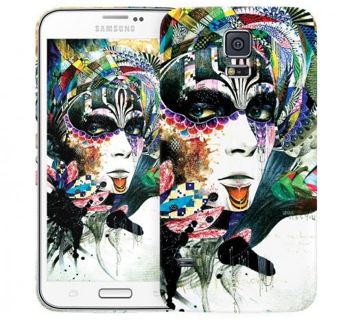 Чехол «Арлекин» для Samsung Galaxy S5