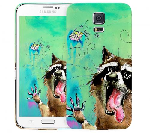 Чехол «Енотик» для Samsung Galaxy S5