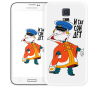 Чехол «И так сойдет!» для Samsung Galaxy S5