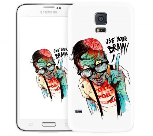 Чехол «Думай» для Samsung Galaxy S5