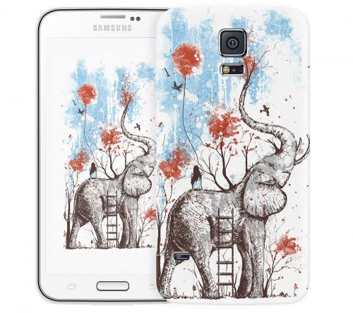 Чехол «Вдохновение» для Samsung Galaxy S5