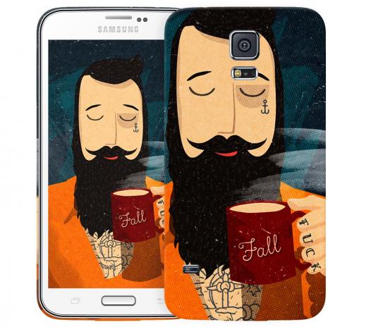 Чехол «Капитан» для Samsung Galaxy S5