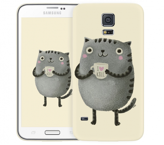 Чехол «Love Kill» для Samsung Galaxy S5