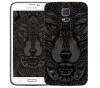 Чехол «Волк» для Samsung Galaxy S5