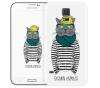 Чехол «Fashion Cat» для Samsung Galaxy S5