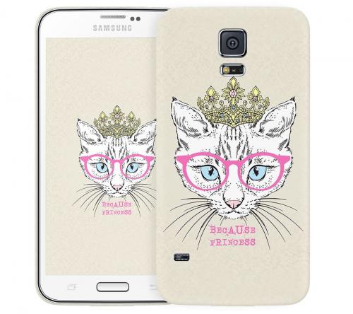 Чехол «Princess» для Samsung Galaxy S5