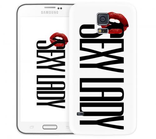 Чехол «Sexy Lady» для Samsung Galaxy S5