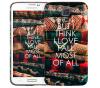Чехол «Love fall» для Samsung Galaxy S5