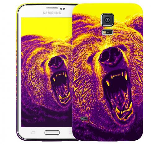 Чехол «Гризли» для Samsung Galaxy S5