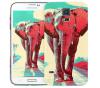 Чехол «Слон» для Samsung Galaxy S5