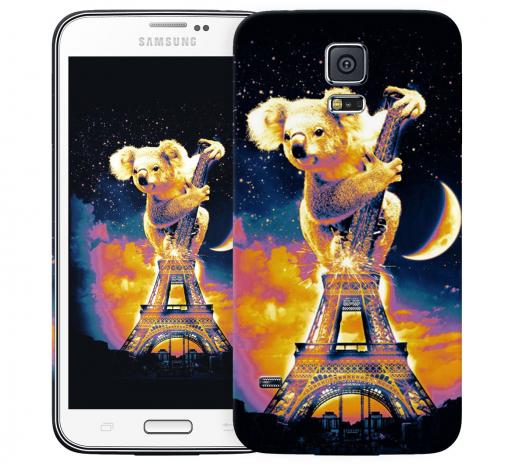 Чехол «Коала» для Samsung Galaxy S5