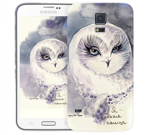 Чехол «Редкая птица» для Samsung Galaxy S5