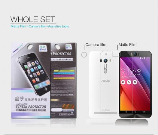 Защитная пленка Nillkin для Asus Zenfone Selfie (ZD551KL)