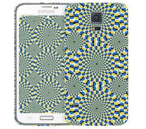 Чехол «Иллюзия» для Samsung Galaxy S5