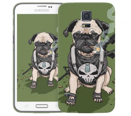 Чехол «Dog» для Samsung Galaxy S5