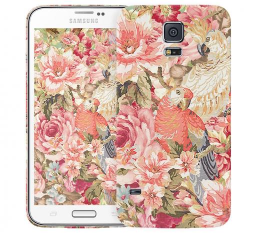 Чехол «Parrot» для Samsung Galaxy S5