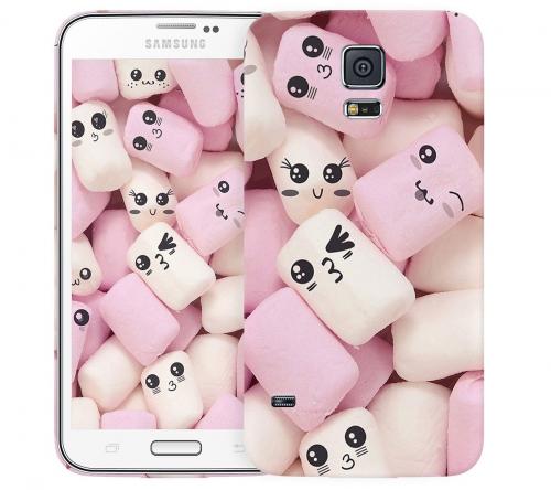 Чехол «Зефирки» для Samsung Galaxy S5