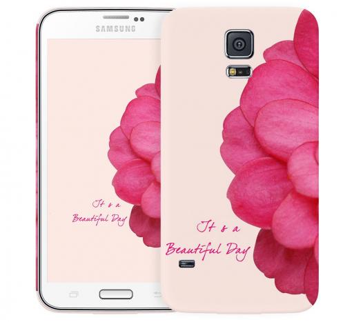 Чехол «Прекрасный День» для Samsung Galaxy S5