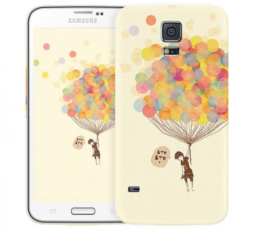 Чехол «Bye-bye» для Samsung Galaxy S5