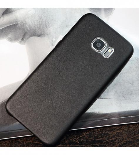 Кожаная накладка Rock Touch series для Samsung G935F Galaxy S7 Edge