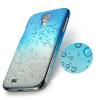 Пластиковая накладка IMAK Colorful Raindrop Series для Samsung i9500 Galaxy S4 (+ пленка)