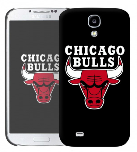 Чехол «Chicago Bulls» для Samsung Galaxy s4 / Galaxy S4 mini