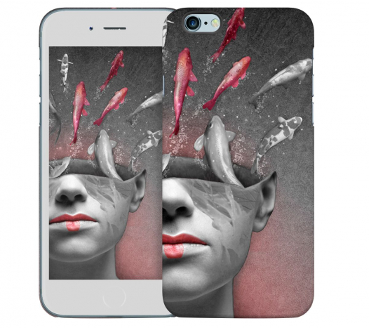 Чехол «iface» для Apple iPhone 6/6s