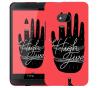 Чехол «high five» для HTC One