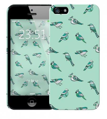 Чехол «Birds» для Apple iPhone 5/5s