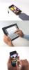 Емкостной стилус Zenus Touch pen 1 (черный/розовый)
