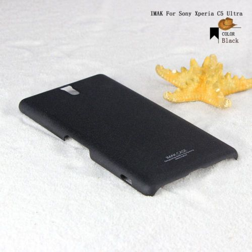 Пластиковая накладка IMAK Cowboy series для Sony Xperia C5 Ultra