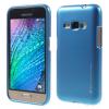 TPU чехол Mercury iJelly Metal series для Samsung J120F Galaxy J1 (2016)