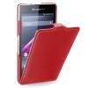Кожаный чехол (флип) TETDED для Sony Xperia Z1 Compact