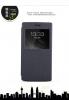 Кожаный чехол (книжка) Nillkin Sparkle Series для OnePlus One