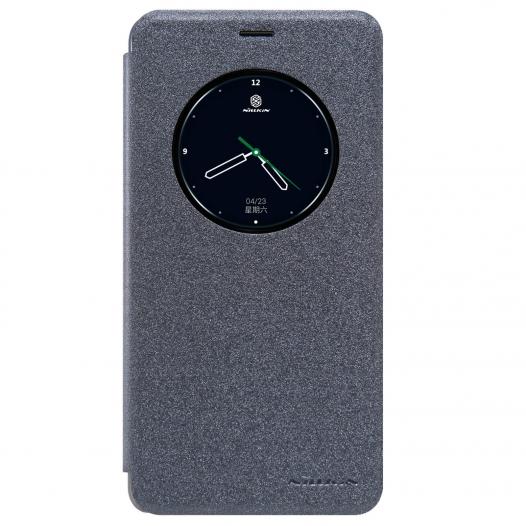 Кожаный чехол (книжка) Nillkin Sparkle Series для Meizu M3 Note