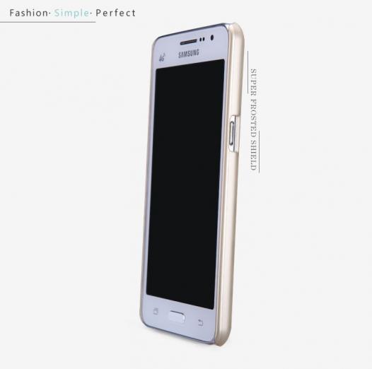Чехол Nillkin Matte для Samsung G530H/G531H Galaxy Grand Prime (+ пленка)