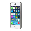 Пластиковая накладка с алюминиевой вставкой Print для Apple iPhone 5/5S