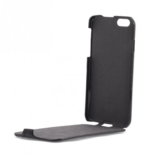Кожаный чехол (флип) TETDED Lava Series для Apple iPhone 6/6s (4.7