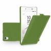 Кожаный чехол (флип) TETDED для Sony Xperia Z5