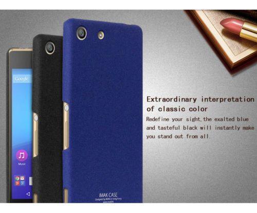 Пластиковая накладка IMAK Cowboy series для Sony Xperia M5 / Xperia M5 Dual