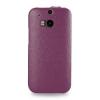 Кожаный чехол (флип) TETDED для HTC New One 2 / M8
