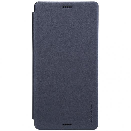 Кожаный чехол (книжка) Nillkin Sparkle Series для Sony Xperia Z3/Xperia Z3 Dual
