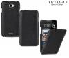 Кожаный чехол (флип) TETDED для HTC Desire 516
