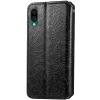 Кожаный чехол (флип) Ecover для Samsung Galaxy Ace 4 G313H