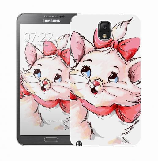Чехол «Кошечка» для Samsung Galaxy Note 3 N9000/N9002