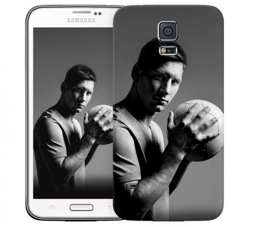 Чехол «Messi» для Samsung Galaxy S5