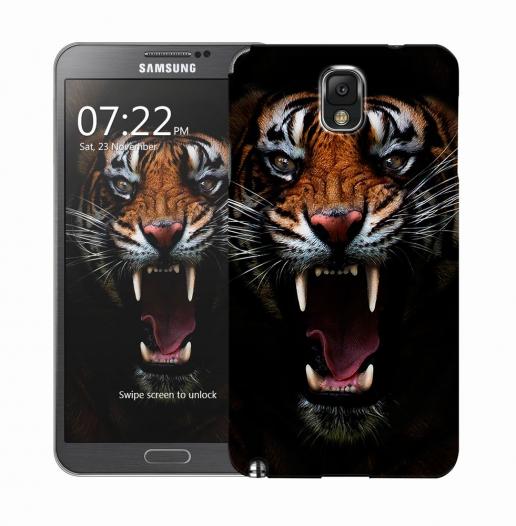Чехол «Супер тигр» для Samsung Galaxy Note 3 N9000/N9002