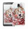 Чехол «Влюбленная собака» для Samsung Galaxy Note 3 N9000/N9002