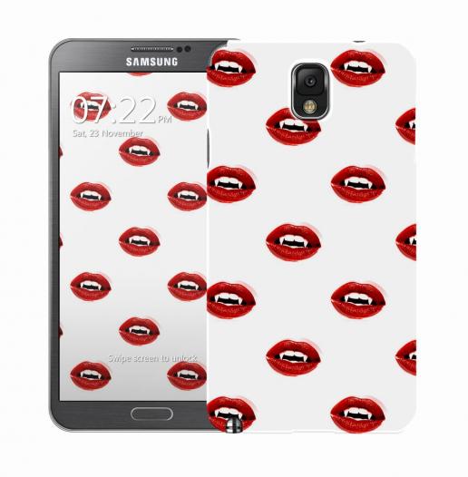 Чехол «Вампирский поцелуй» для Samsung Galaxy Note 3 N9000/N9002